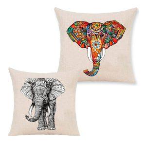 Cojines de Elefante