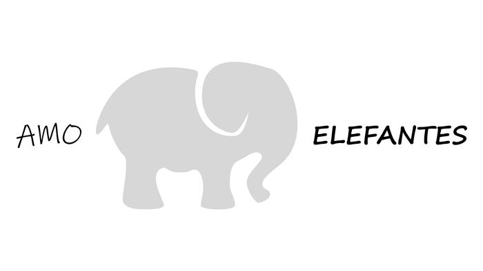 Amo Elefantes