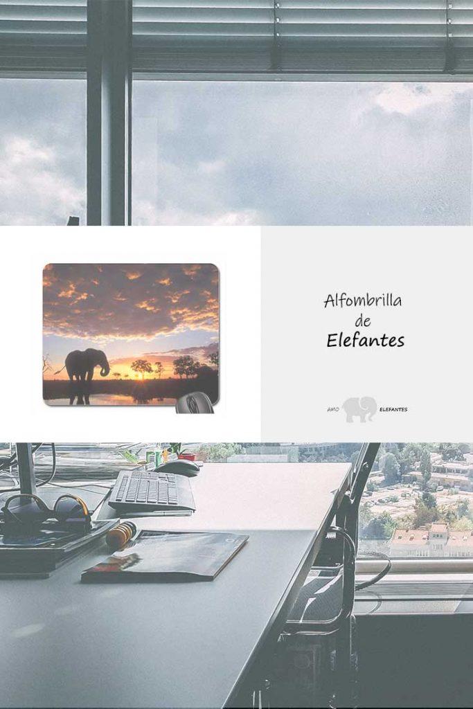 Alfombrillas de elefantes