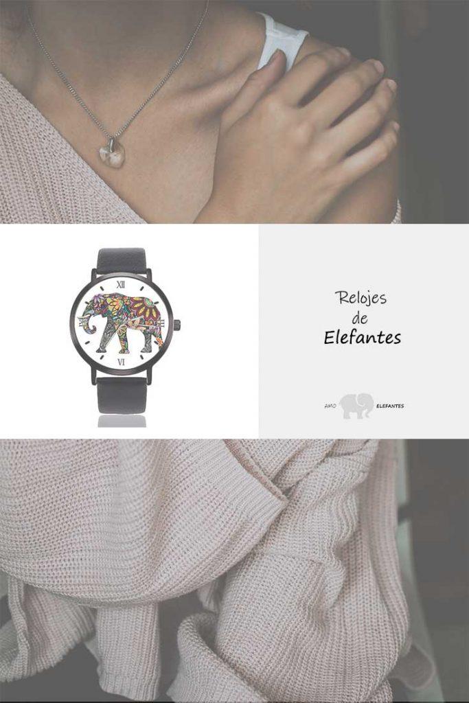 Reloj de Elefante